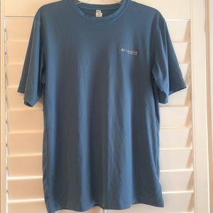 Columbia PFG Freeze Zero Cooling Shirt sz S